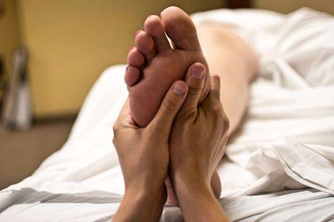 Ontspannende voetmassage in Amstelveen
